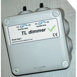 TL/LED dimmer (voor 1~10 Volt dimbare EVSA's)