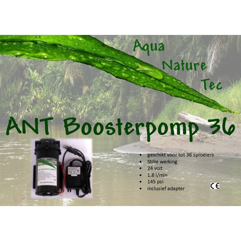 ANT Booster Pomp 36