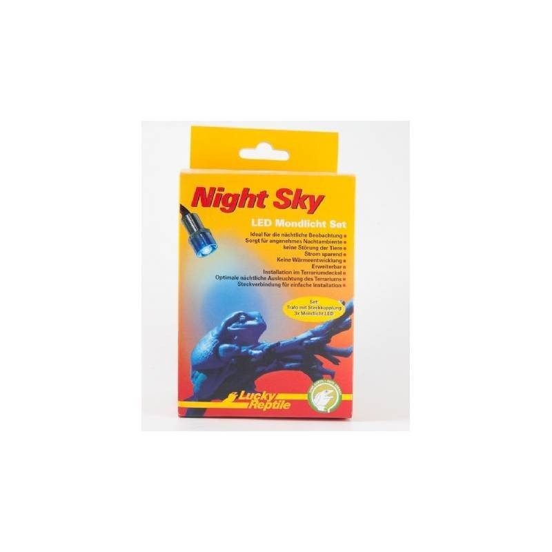 Lucky Reptile Night Sky LED - Maanlicht