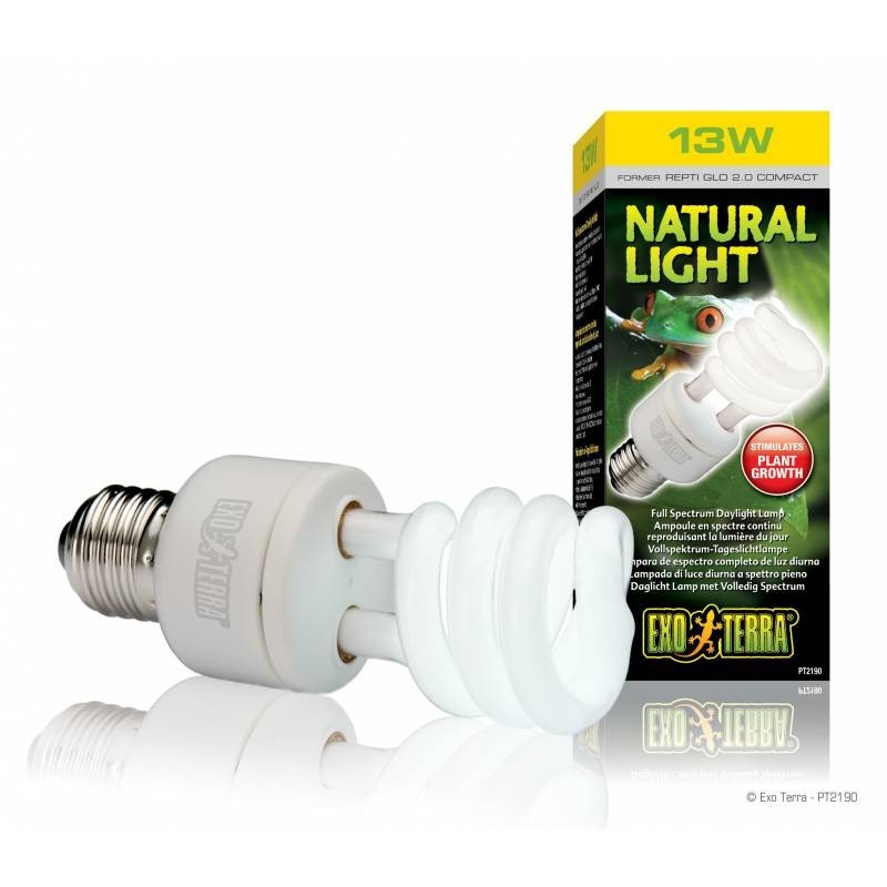 Exo Terra Natural Light 13W