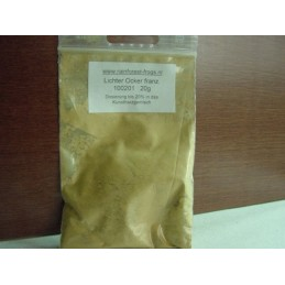 Kleurstof tbv epoxyhars of Rainforest-frogs background 20 gr, Ge