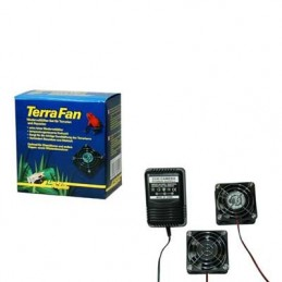Terra Fan Set , AC Adapter + 2 fans.