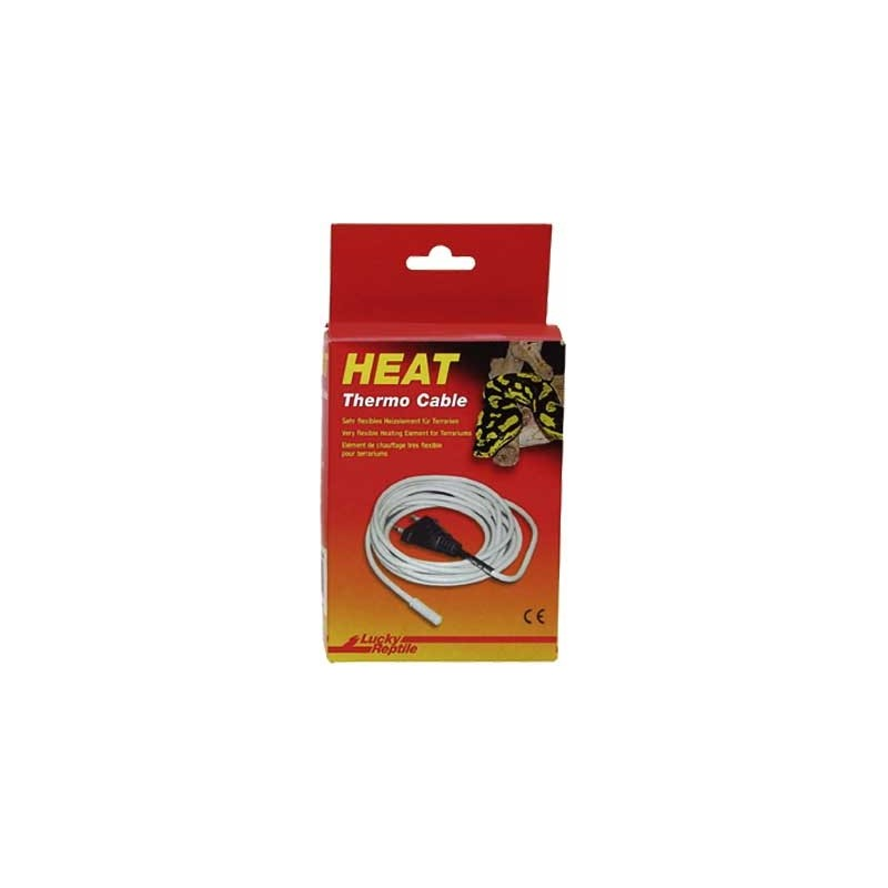 Heat Thermo Cable 25 watt 4,8 mtr