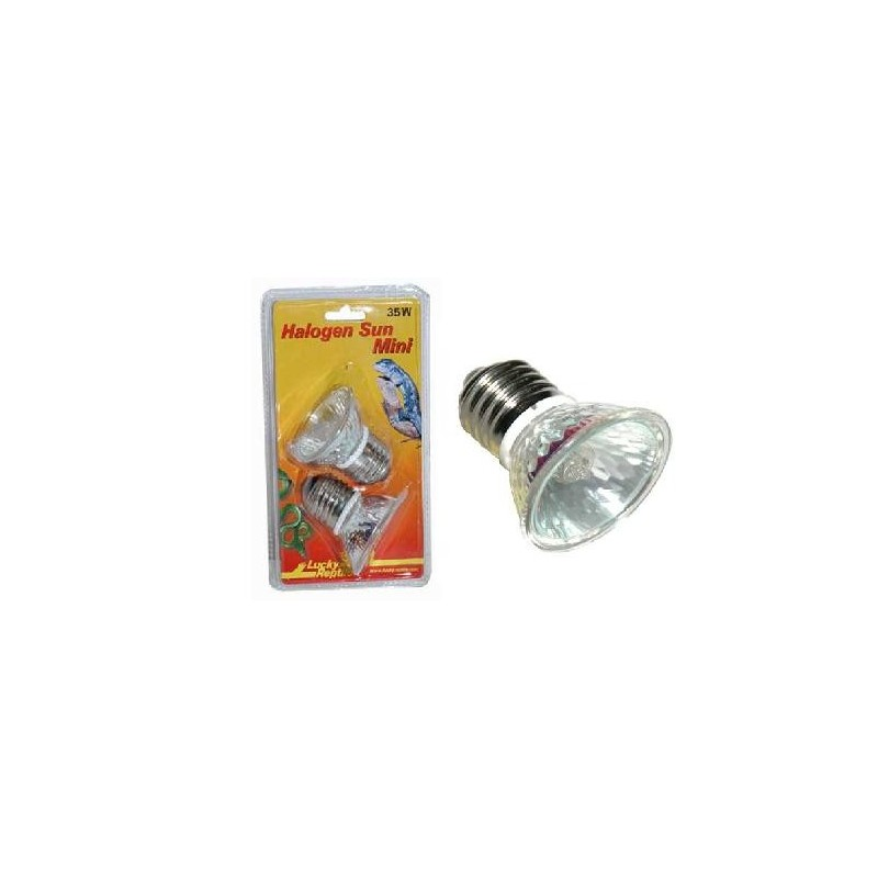 Halogen Sun Mini 20W Double Pack